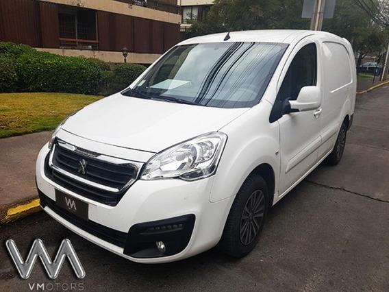 Peugeot Partner Maxi Hdi 1.6 90hp Nav 2018