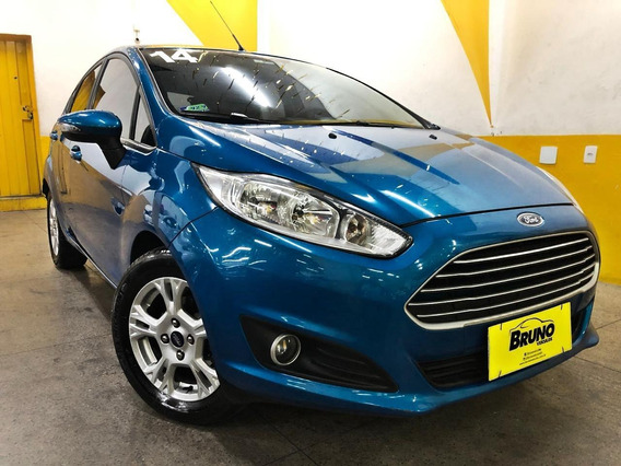 Ford New Fiesta 1.6 Se Hatch 16v Flex 4p Automático