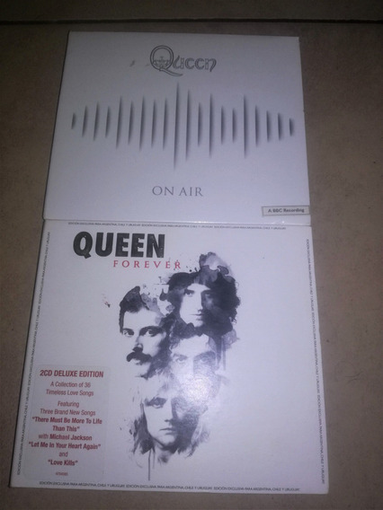 Queen For Ever On Air