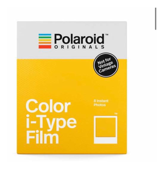 Polaroid Filme I- Type Color