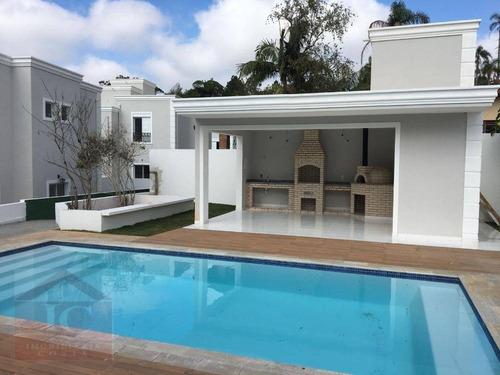 Casa Com 3 Dormitórios À Venda, 89 M² Por R$ 350.000,00 - Bairro De Matão - Vargem Grande Paulista/sp - Ca0672