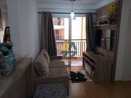 Imagem 1 de 23 de Apartamento Com 2 Dormitórios À Venda, 55 M² Por R$ 225.000,00 - São Manoel - Americana/sp - Ap6507