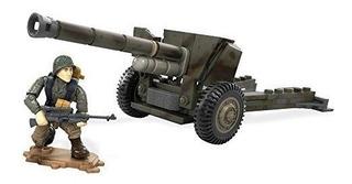 Mega Construx Call Of Duty Antitanque Gun Building Set