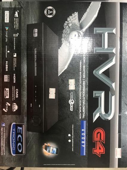 Gravador Digital Stand Alone Hibrido 8 Hvr G4 6008f