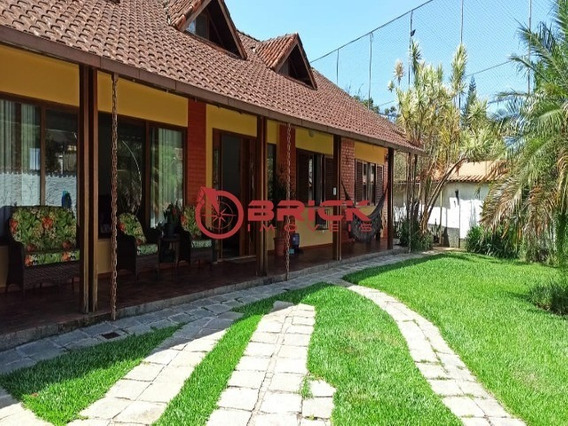 Excelente Casa Com 5 Quartos Sendo 2 Suítes No Jardim Cascata - Ca01351 - 34928957