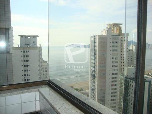 Imagem 1 de 15 de Lindo Apartamento Vista Mar - 5150