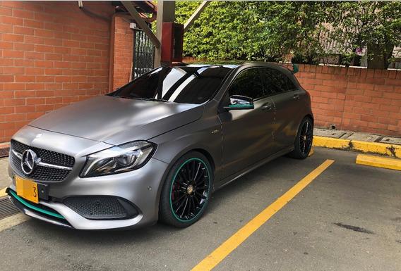 Mercedes Benz- A250 Motorsport Edition