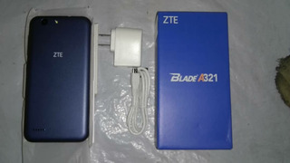 Telefono Zte Blade A321, 1 Gb De Ram +8 De Rom