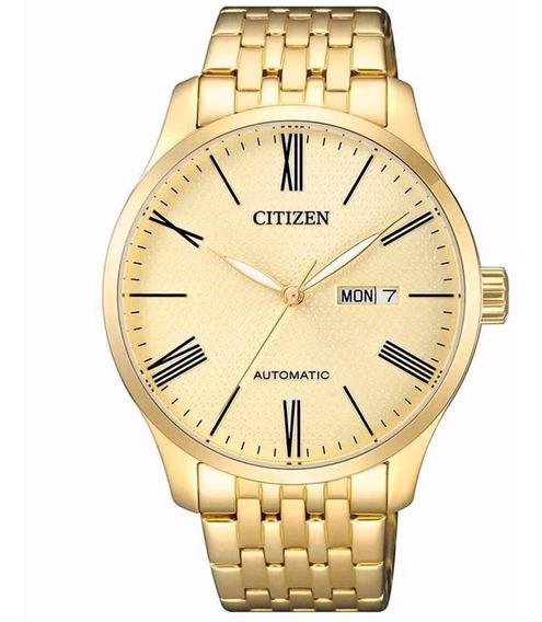 Relógio Citizen Masculino Automático Tz20804g