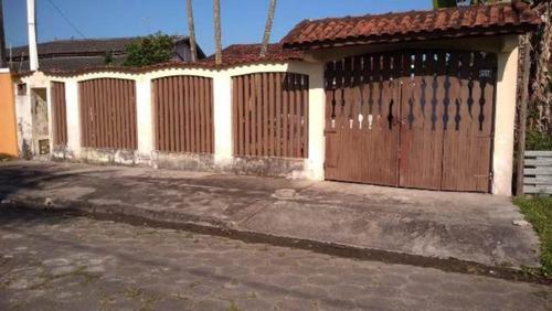 Casa Lado Praia Com Espaço Para Piscina - Itanhaém 4673  npc
