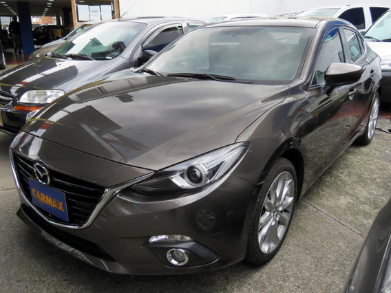 Mazda 3 Grand Touring Aut 2015 Financiación Hasta Del 100%
