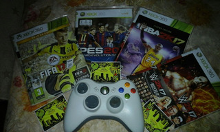Xbox 360 Resident Evil 4 Hd Y Plants Vs Zombies Pack 2