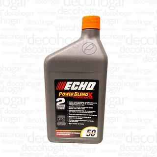 Aceite Echo Para Motores De 2 Tiempos 1 Litro Semi Sintetico