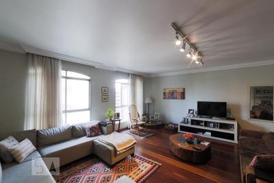 Apartamento No 6º Andar Com 4 Dormitórios E 2 Garagens - Id: 892916582 - 216582