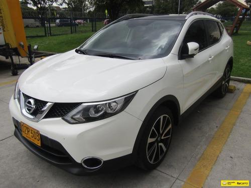 Nissan Qashqai 2.0 Exclusive 140 Hp