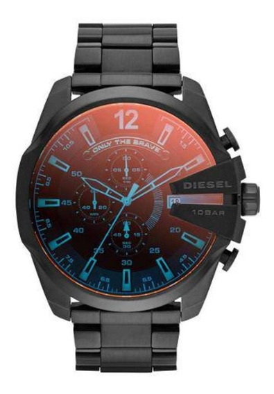 Relógio Diesel Dz-4318 /camaleão Original 1 Ano De Garantia