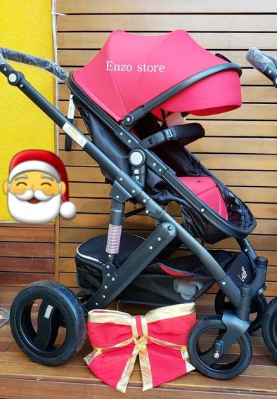 Bebe Conforto Car Stroller Moises Berco Luxo Importado