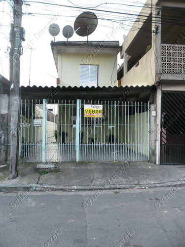 Imagem 1 de 20 de Sobrado Com 2 Dorms, Jardim Presidente Dutra, Guarulhos - R$ 250 Mil, Cod: 2125 - V2125
