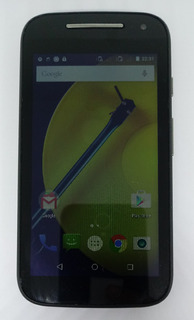 Motorola Moto E 2015 4g Xt1514 Preto Vitrine Original