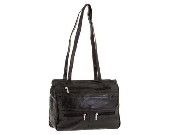 Bolsa De Hombro Color Negro Marca Cora Tosetti Para Mujer Pr-3157172