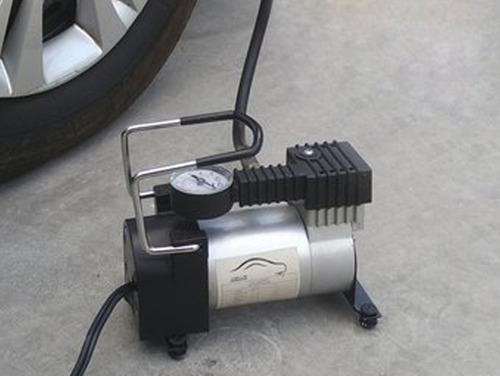 Compresor Para Vehiculos 12v 140psi Reforzad