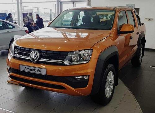 Volkswagen Amarok 3.0 V6 Comfortline 4x4 At Entrega Ya