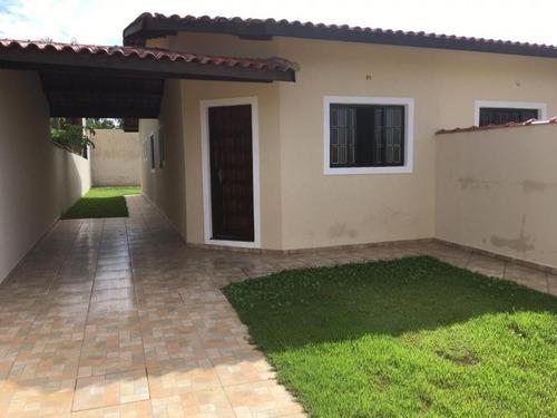 Imagem 1 de 11 de Ótima Casa Lado Praia No Regina Em Itanhaém - 5171 | Npc