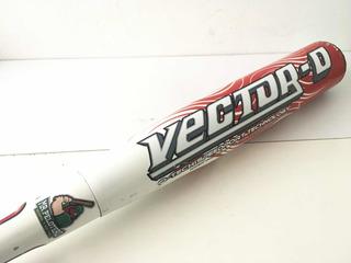 Vector O Reebok 33x30 Bbcor Aluminio Baseball