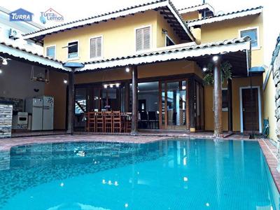 Casa Com 4 Dormitórios À Venda, 318 M² - Loteamento Fechado Residencial Jardim Pedra Grande - Atibaia/sp - Ca2853 - Ca2853
