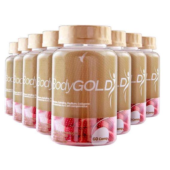Bodygold Composto Emagrecedor Eleve Tratamento 4 Meses