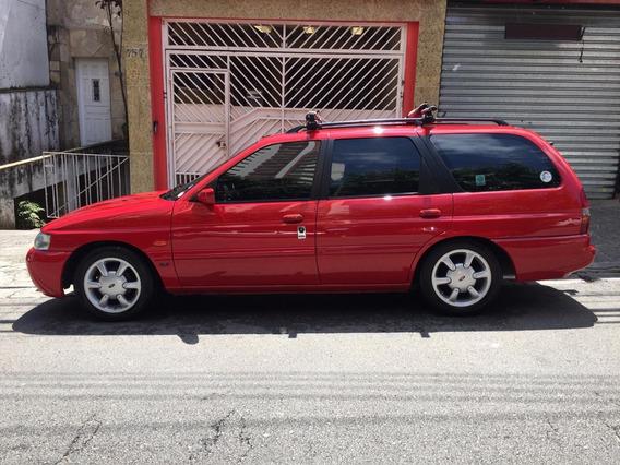 Ford Escort Sw 1.8 16v Ano/modelo 1997/1998 Carro De Garagem
