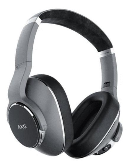 Fone Estéreo Bluetooth Over Ear Akg N700 Nc Prata