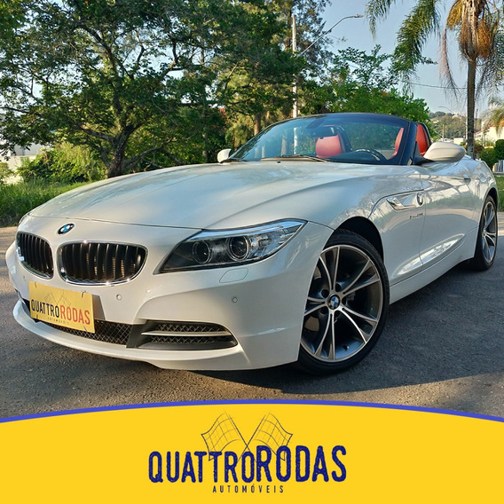 Bmw Z4 - 2016/2016 2.0 16v Turbo Gas Sdrive20i Automático