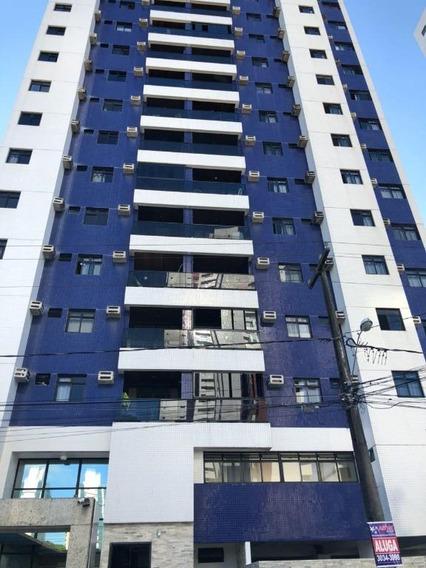 Apartamento Em Expedicionários, João Pessoa/pb De 79m² 3 Quartos À Venda Por R$ 370.000,00 - Ap211506