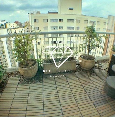 Apartamento - Vila Nova Conceicao - Ref: 4285 - V-thebluewej