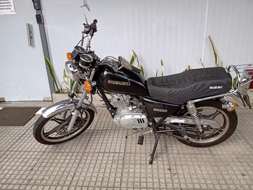 Suzuki Gn 125 2014