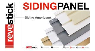 Siding Americano Revestick / Siding Panel