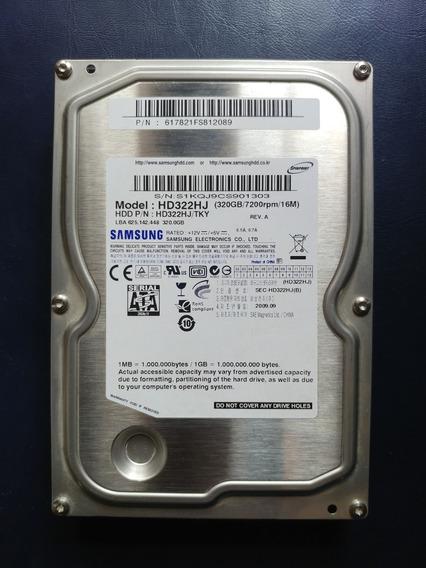 Disco Duro Samsung 320 Gb 3.5 7200rpm Hd322hj