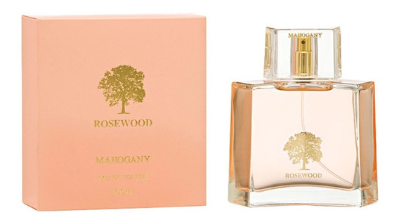 Mahogany Fragrância Des. Rosewood 100 Ml