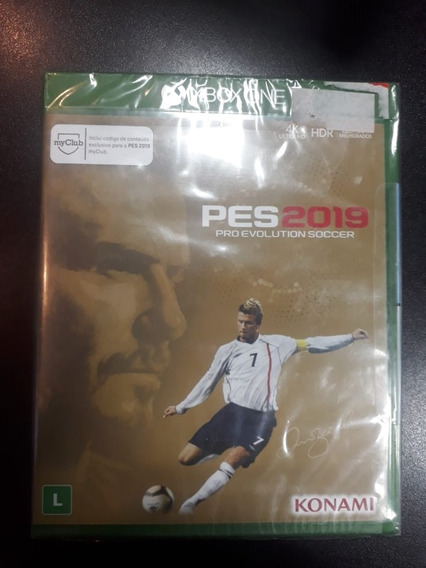 Pro Evolution Soccer Pes 2019 Beckham Edition Xbox One