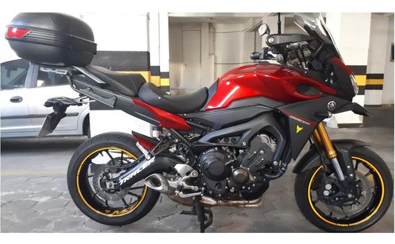 Yamaha Mt 09 Tracer 16/17 Vermelha Muito Nova R$38.499,00