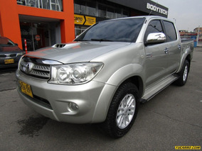 Toyota Hilux Version Europea 4x4 3.0