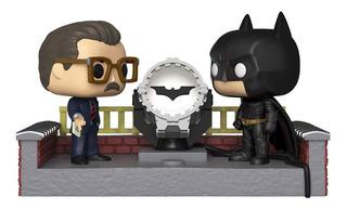 Funko Pop Movie Moment Batman Light Up Bat Signal