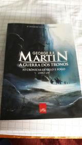 Livro A Guerra Dos Tronos. Livro Um