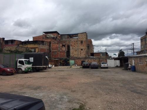 Lote Industrial & Comercial Fontibon Puente Grande