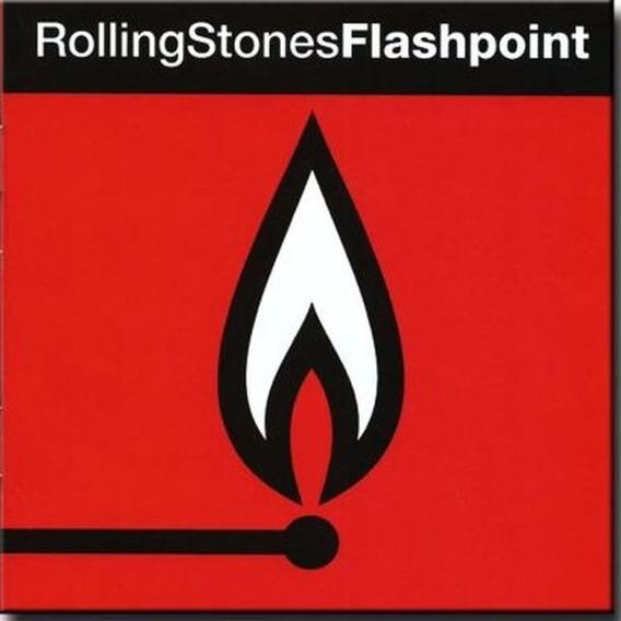 Cd Rolling Stones Flashpoint Frete Grátis