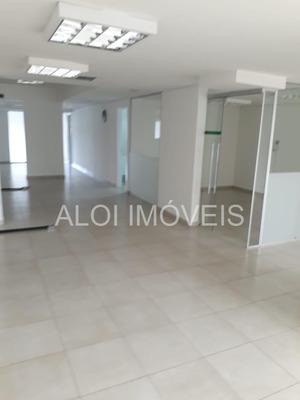 Sala Comercial Para Alugar, 240 M² Por R$ 9.800/mês - 123528 Thi - 157