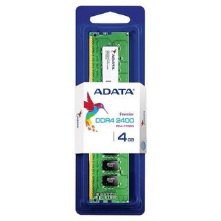 Memoria Ram Adata Ad4u2400j4g17-s, 4 Gb, Ddr4, 2400 Mhz
