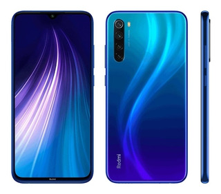 Xiaomi Redmi Note 8 128gb Global+brindes Capa E Pelicula