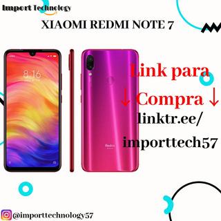 Xiaome Redmi Note 7 - Não Compre Aqui
